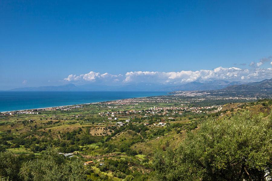 Calabria - Scorcio della Riviera dei Cedri - Ph. courtesy Aurelio Candido