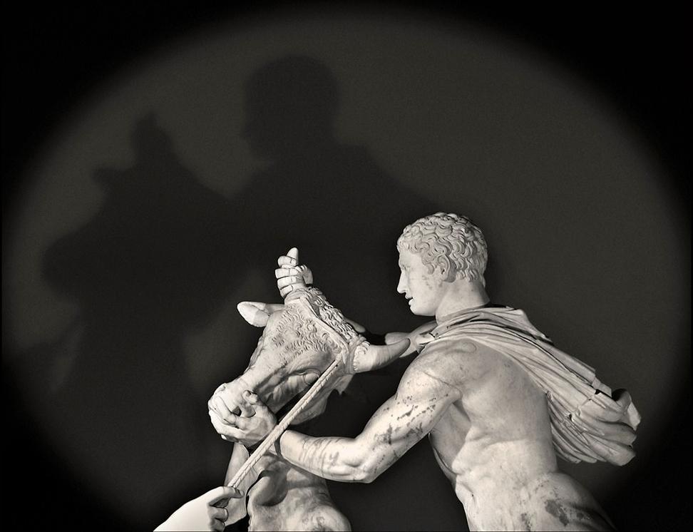 Toro Farnese (part.) - Ph. © Augusto De Luca