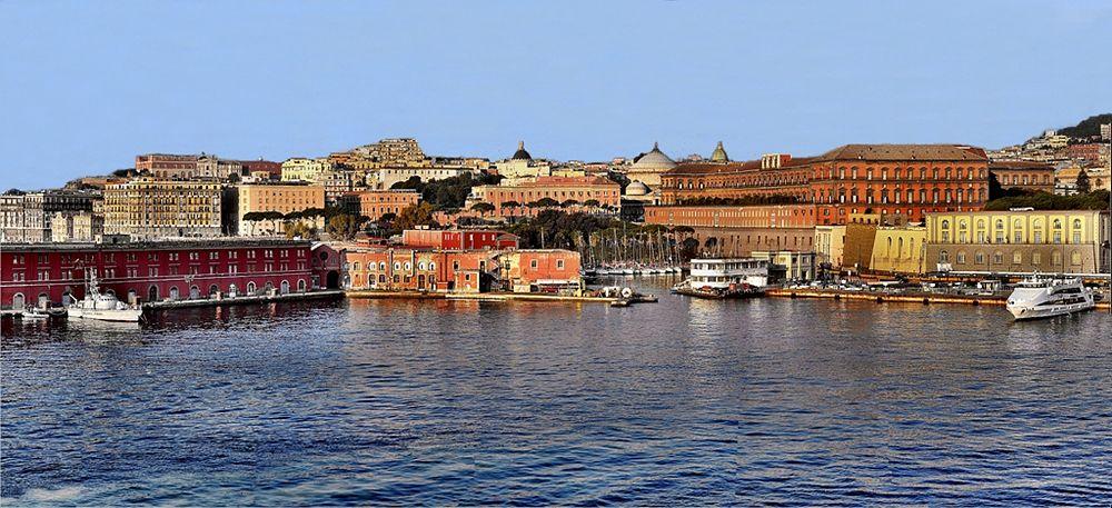 Veduta di Napoli - Ph. Robert Pittman