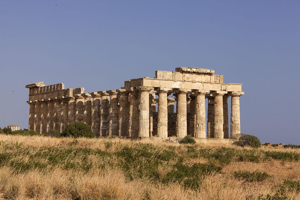 Tempio di Hera, Selinunte - Ph. Aurelio Candido