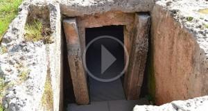 A Egnazia apre al pubblico la suggestiva Tomba delle Melegrane. Il video con la ricostruzione virtuale