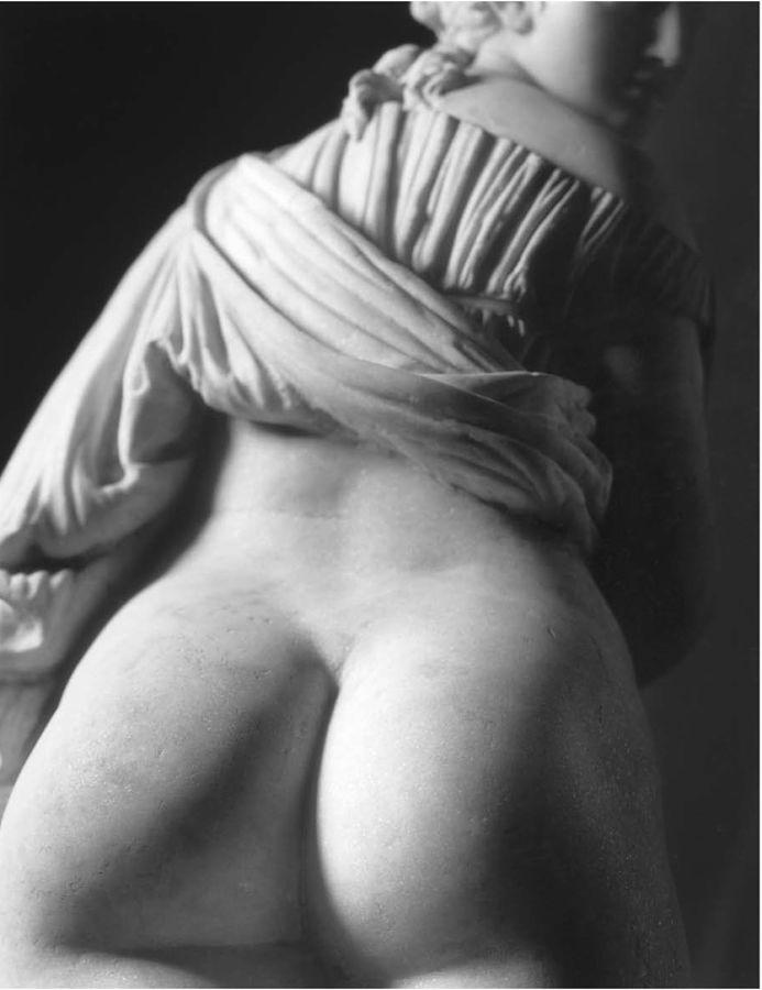 Part. della Venere Callipigia, MANN - Ph. © Luigi Spina