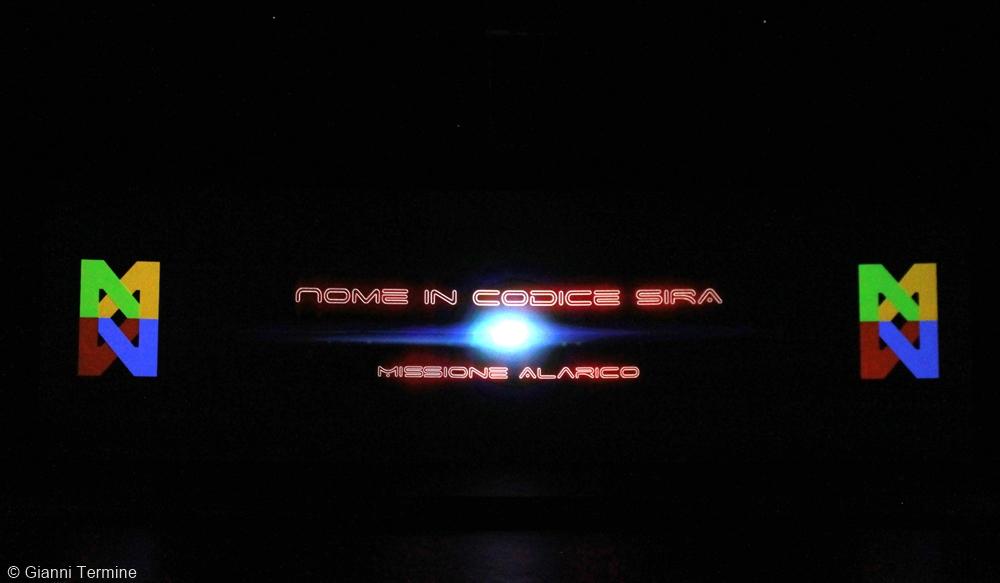 Un fotogramma del teaser del film