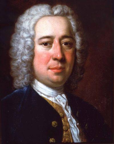 Il compositore Nicola Antonio Porpora