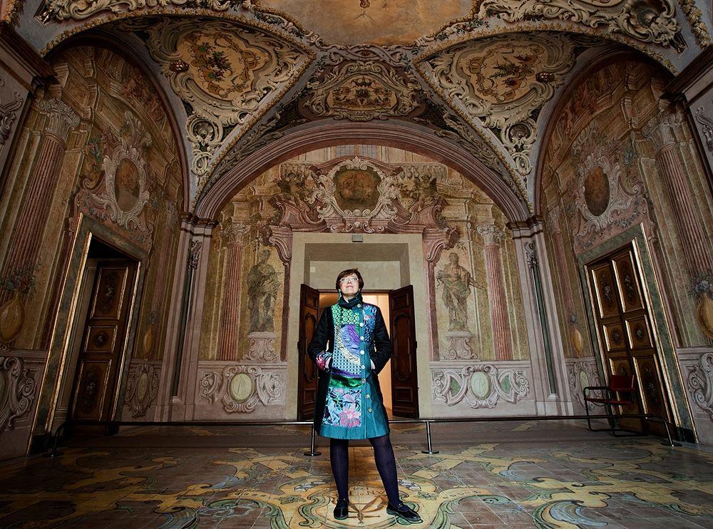 La scrittrice Antonella Cilento - Ph. © Daniele Veneruso