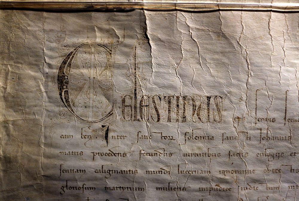 Bolla del Perdono, L'Aquila, 1294 - Ph. Sailko