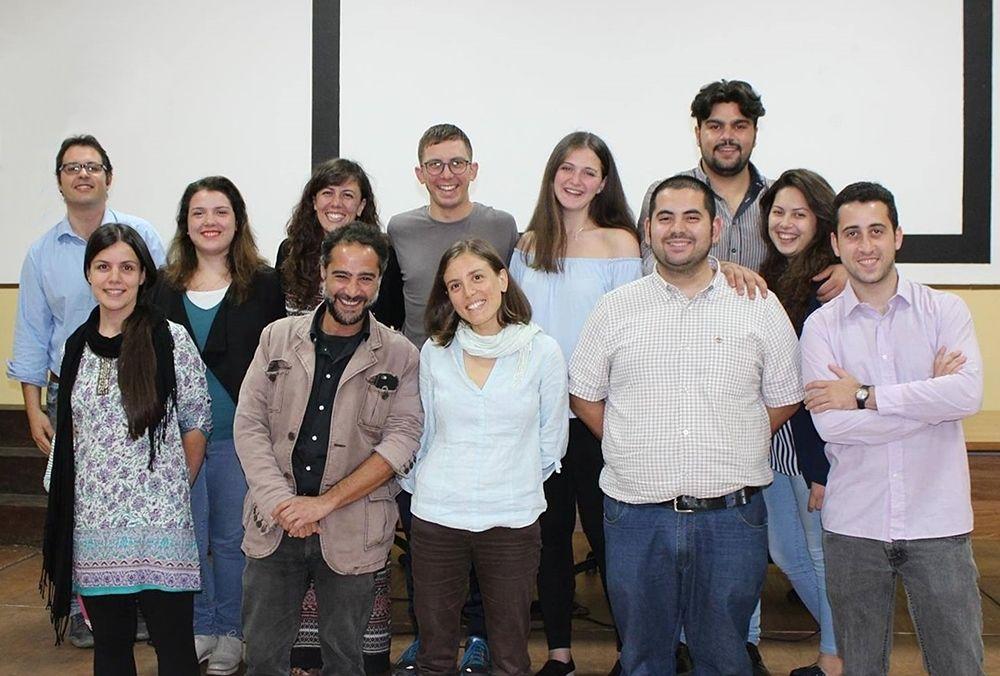 "I giovani founders del progetto ""To ddomadi greko"""