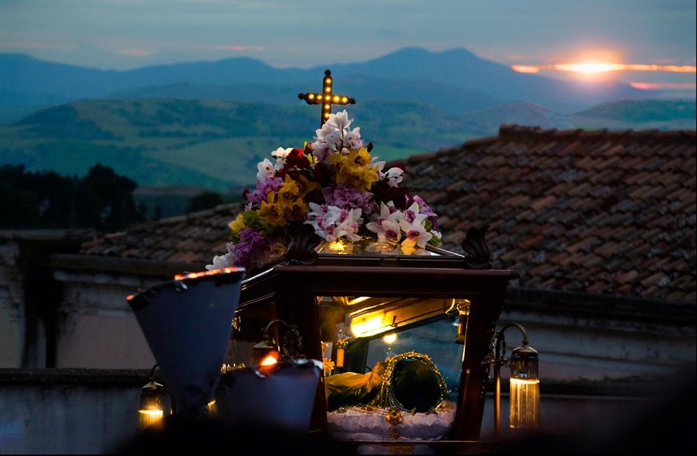 Processione del Venerdì Santo a Ferrandina - Ph. © Francesco La Centra