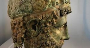 Museo di Reggio Calabria: dopo un restauro torna a risplendere la bronzea Testa di Basilea