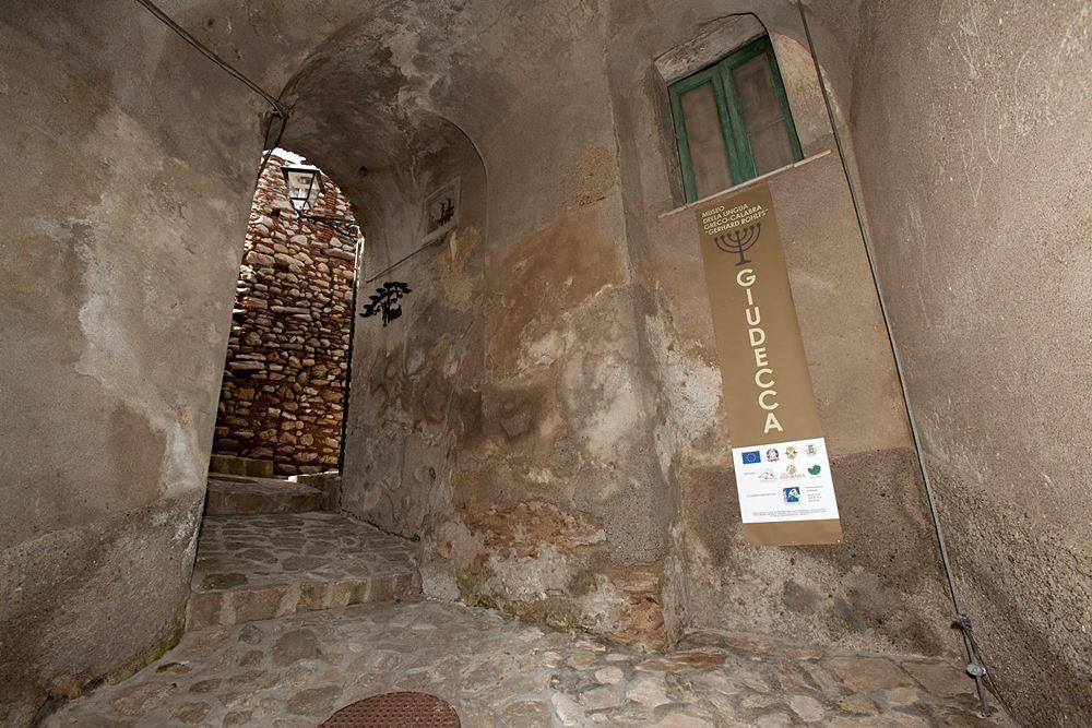 Bova (Reggio Calabria), arco d'ingresso all'antico quartiere della Giudecca