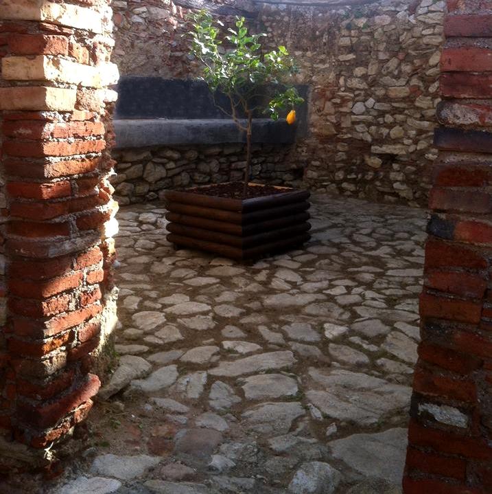Edificio dell'antica Giudecca nel quartiere di Pirgoli, a Bova (Reggio Calabria)