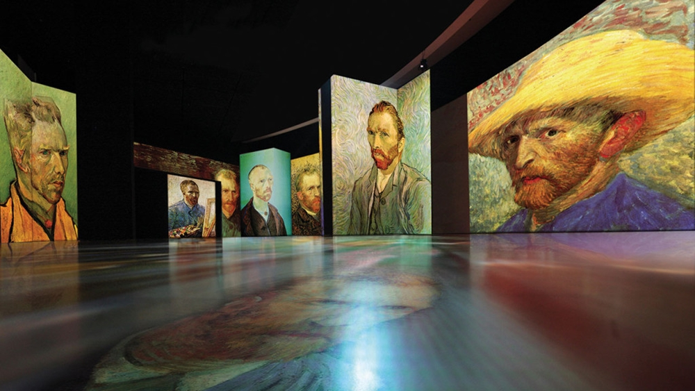 Vincent van Gogh Alive (Cosenza, ...)
