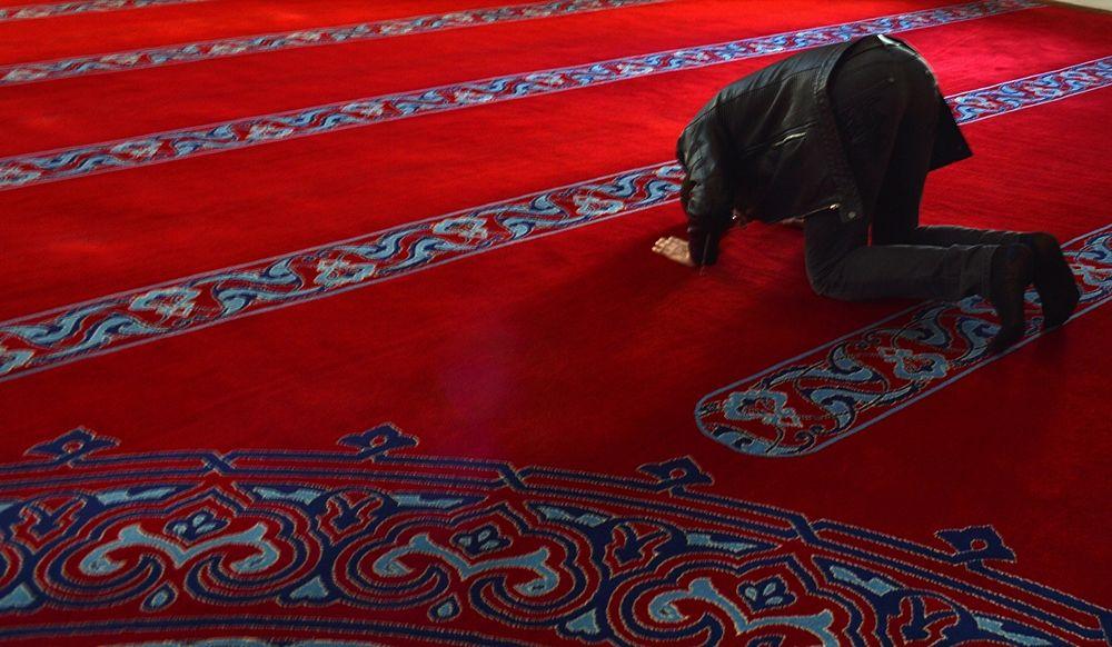 Nella moschea Gavi Husrev-Beg  © Angela Capurso