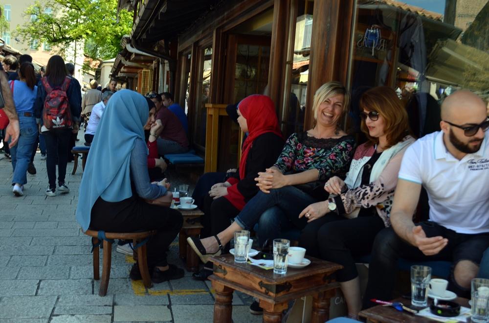 Al bar, Sarajevo © Angela Capurso