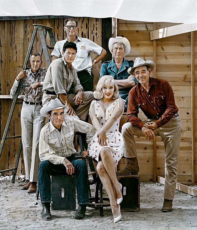 USA. Reno, Nevada. 1960. 'The Misfits' © Elliott Erwitt/MAGNUM PHOTOS