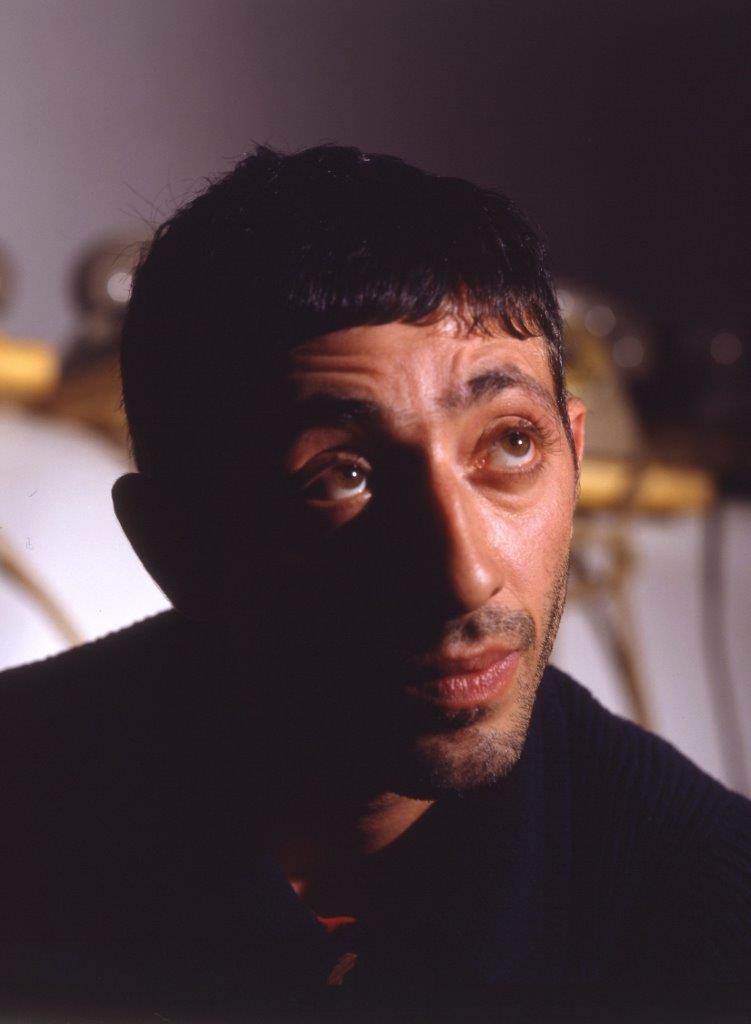L'attore Marcello Fonte   Image by Planetfilm
