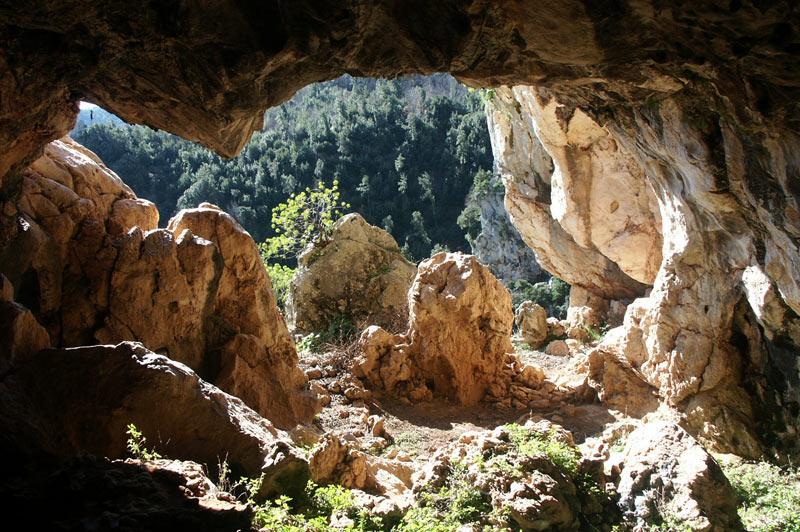 Grotte di Zavoianni, Canolo (Reggio Calabria) - Image by Aspromonte National Park