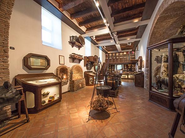Museo della Liquirizia Amarelli, Rossano