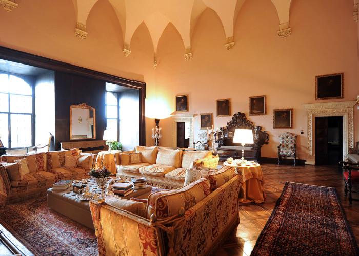 Interno del Palazzo Ducale di Alessano (Lecce) | Image by ADSI