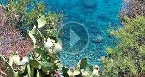 Lo splendore di Caminia nel video di Alfonso Sanso