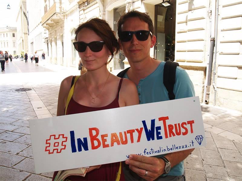 Per le vie di Lecce #InBeautyWeTrust