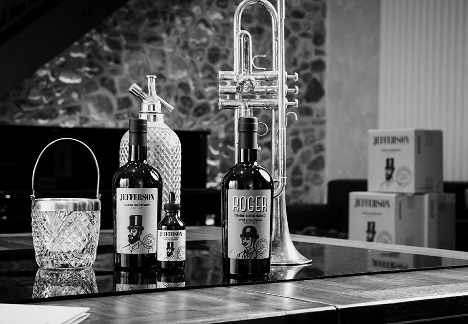 Jefferson - Amaro Importante, 1° posto ai World Liqueur Awards