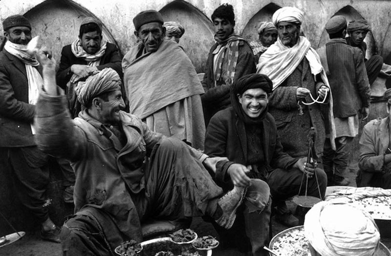 Kabul, Afghanistan Ph. © Lisetta Carmi