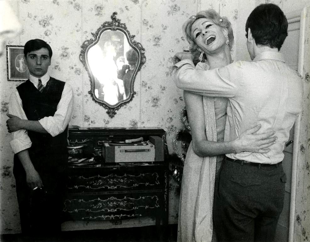 Lisetta Carmi, Travestiti, 1965