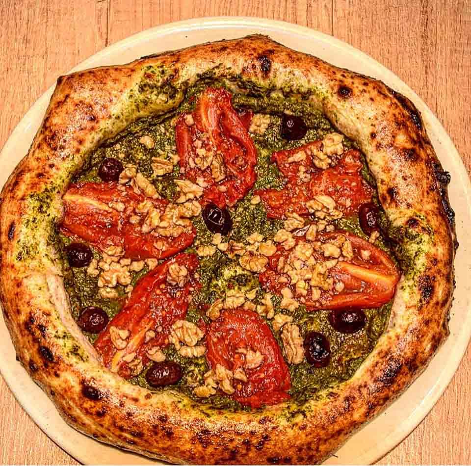 Pizza Pascalina, Napoli