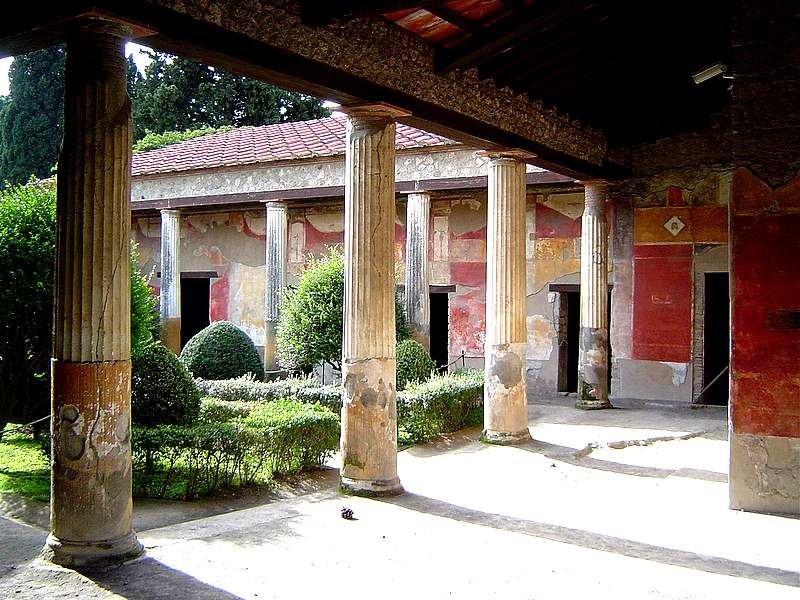 Domus pompeiana
