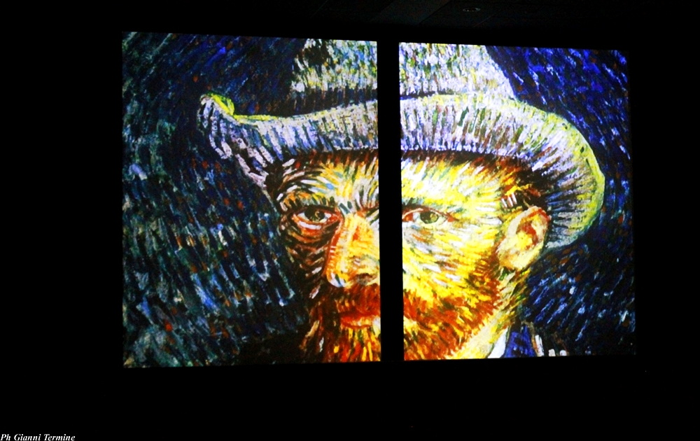 Vincent Van Gogh, Autoritratto,