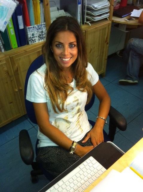 La ricercatrice napoletana del CNR Veronica De Rosa