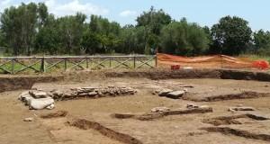 Scoperto a Medma un tempio nei pressi dell'area scavata da Paolo Orsi ai primi del '900