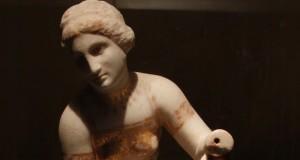 MANN in Colours: un progetto high-tech riscopre i colori della scultura antica