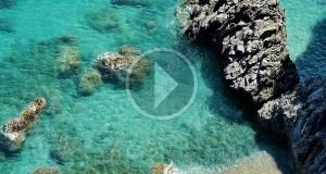 La baia dei sogni: la Grotta di San Gregorio a Caminia, video di Alfonso Sanso
