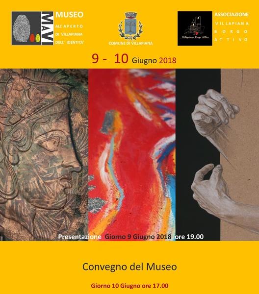 Convegno sul MAVI, 9-10 giugno 2018, Villapiana (Cs)