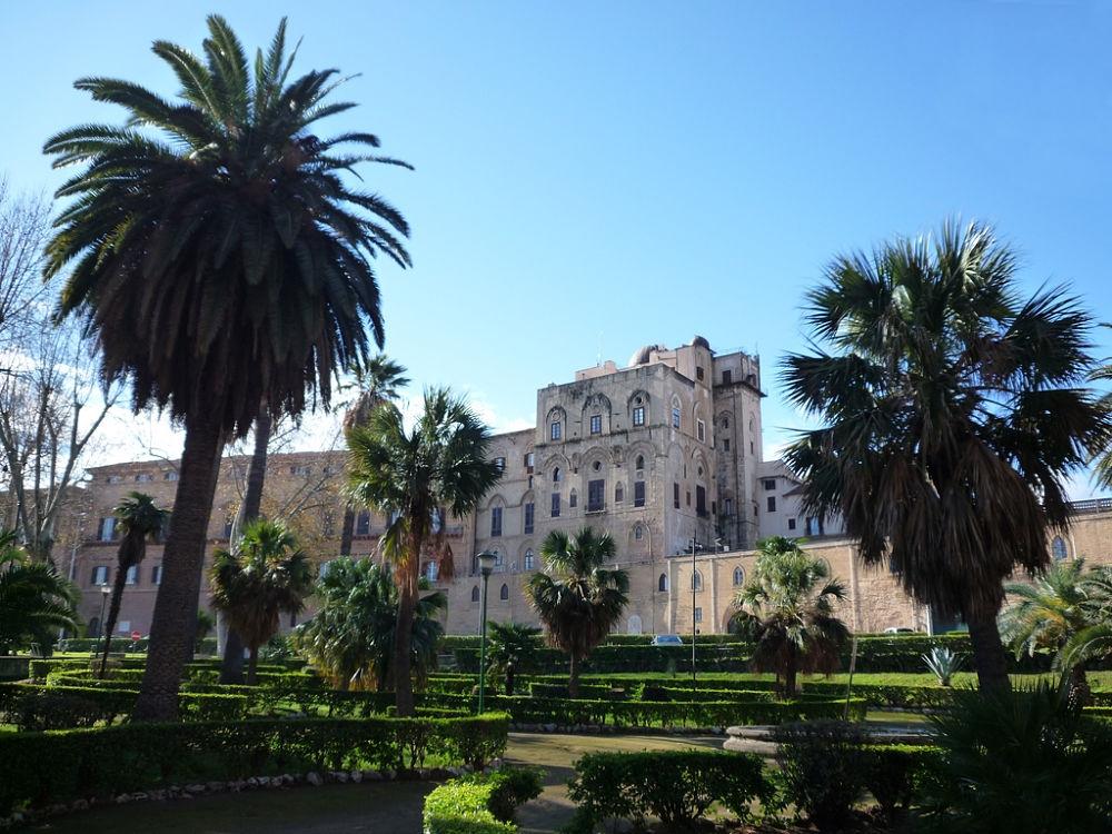 Palazzo dei Normanni,  Palermo - Ph. Freshcreator   ccby2.0