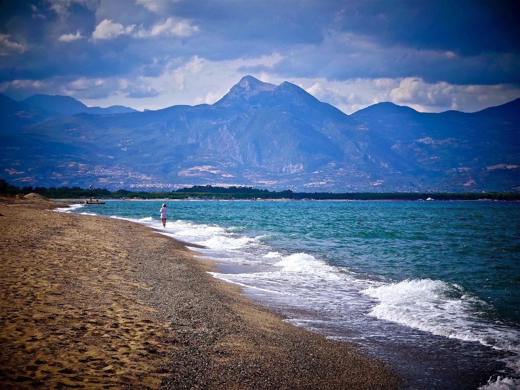 La spiaggia di Sibari – Ph. © Stefano Contin