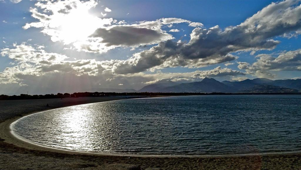 Un tratto della costa di Sibari – Ph. © Stefano Contin