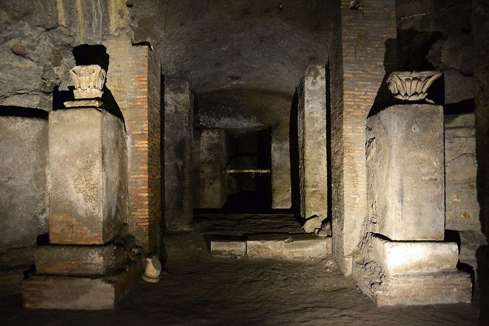 Ingresso del Teatro di Ercolano - Image by Parco Archeologico di Ercolano