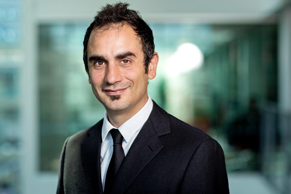 L'informatico Marco Carbone