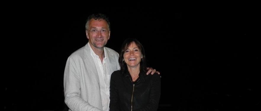 Mauro Ferrari e Paola Del Zotto Ferrari
