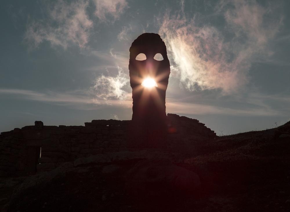La Maschera della Parola al solstizio d'estate - Ph. © Christian Reina