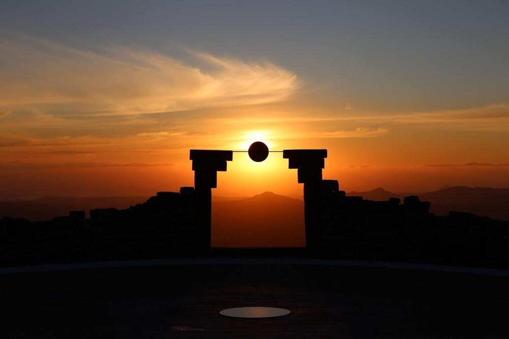 Il Teatro Andromeda al tramonto - Image by Teatro Andromeda