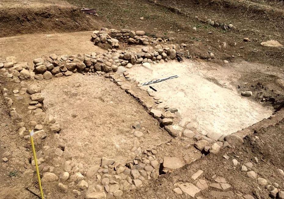 L'area archeologica del rinvenimento - Image by Soprintendenza Palermo