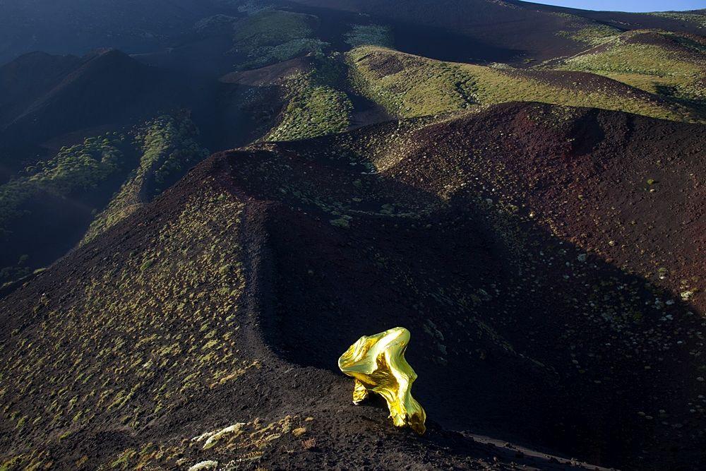 Etna, serie Wind Sculptures, 2017