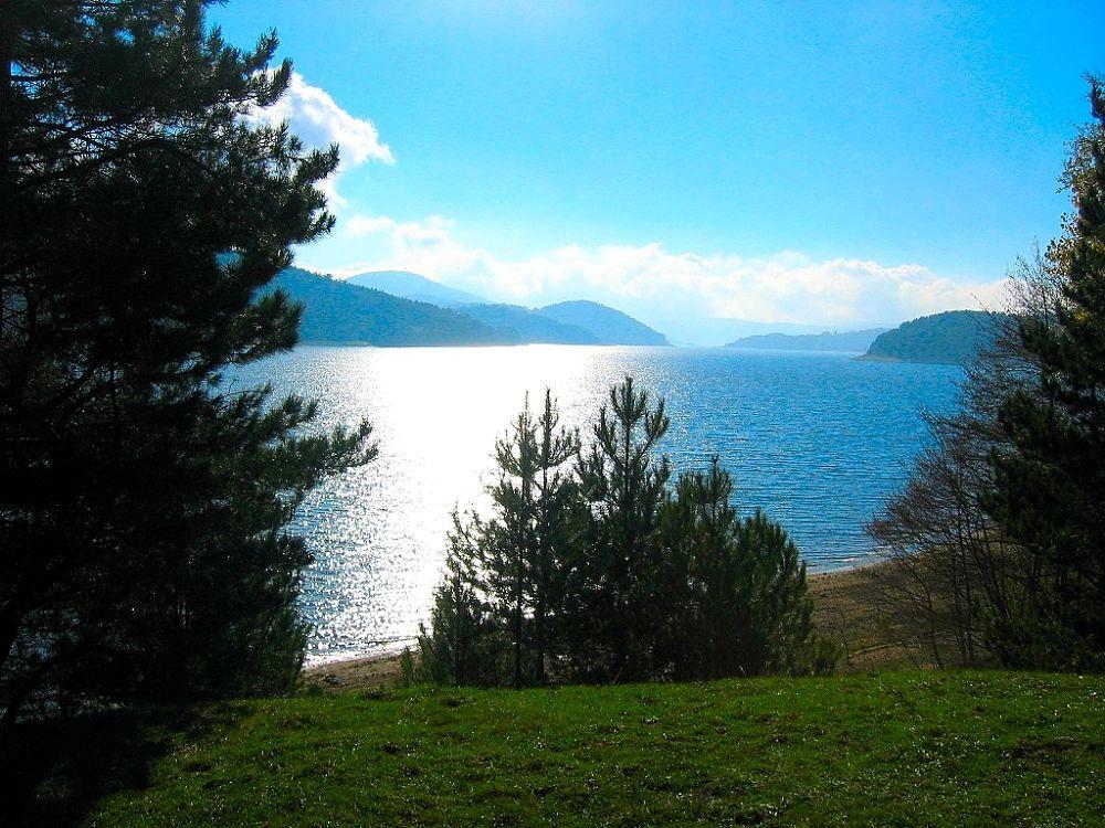 Sulle rive del lago Arvo, Sila Grande - Ph.