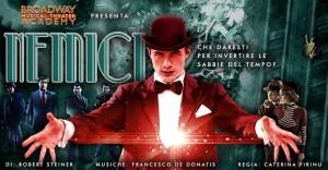 Nemici. L'America degli anni '20 in una commedia brillante e drammatica di scena a Bari