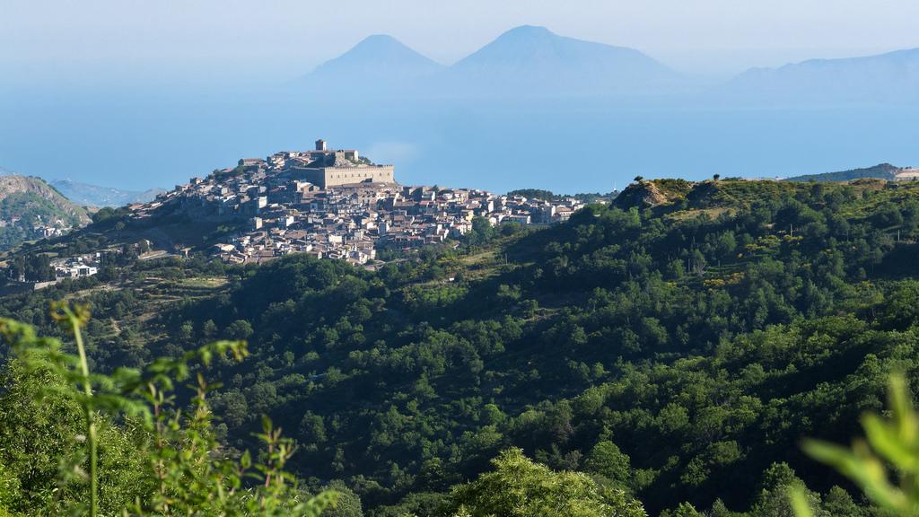 Veduta di Montalbano Elicona (Messina) - Ph. Marco Crupi | ccby-nc-nd2.0