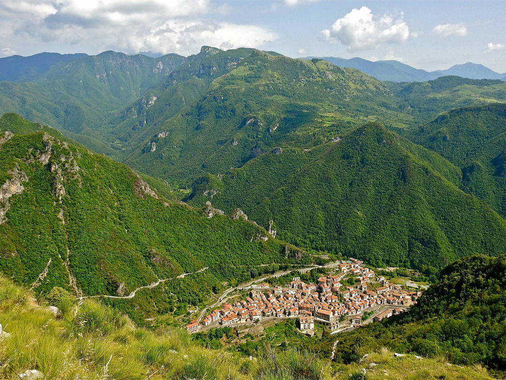 Fra i monti di Orsomarso (VV) - Ph. © Stefano Contin